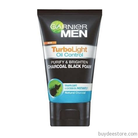detoxify and brighten charcoal cleanser for dull skin l or 233 al garnier turbolight purify brighten charcoal black foam 100ml buydee store