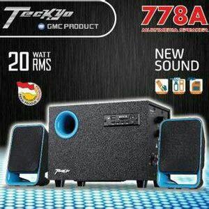 Gmc 885u Speaker Multimedia k galaxy komputer harga murah setiap hari