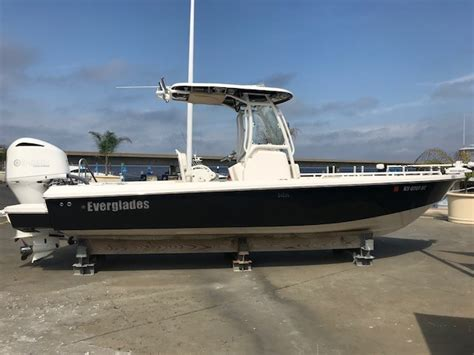 everglades center console boats for sale used everglades boats center console boats for sale page