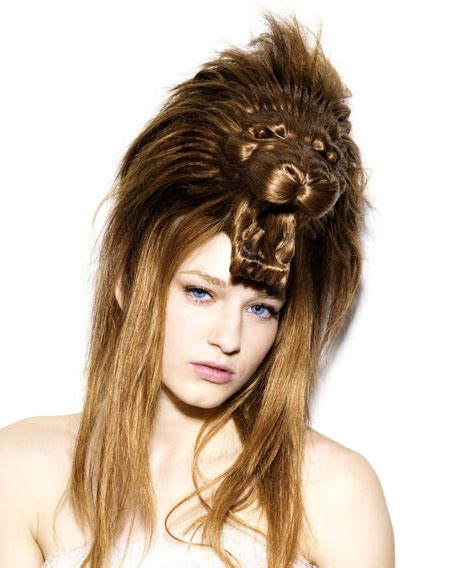 animal hairstyles animal hair styles
