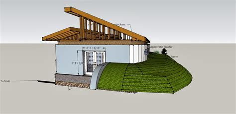 earth berm home designs modern natural march 2014