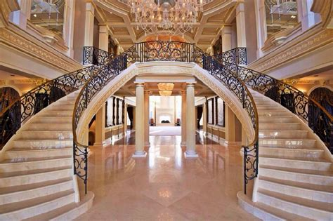 the mansion project the mansion s grand stair hall america s largest listing for 14 million business insider