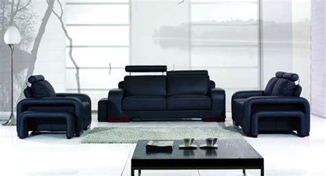 Black Sofa Set Designs by Bentley Black Sofa Set Padstyle Interior