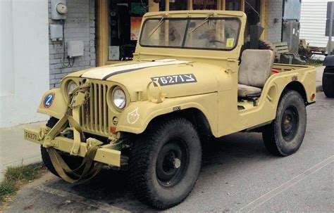 Last Year For Jeep Tim Glance On Restoring Jeeps