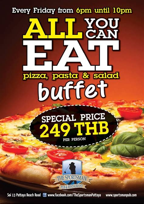 all you can eat pasta buffet asia after dark