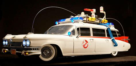 Ecto One Car by Cool Stuff Blitzway S Sixth Scale Ghostbusters Ecto 1 Is