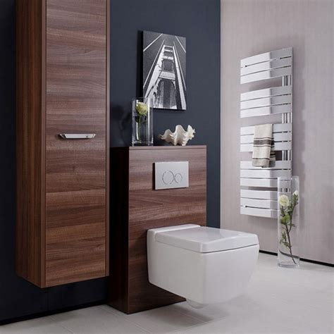 Bauhaus Bathroom Furniture Bauhaus Driftwood Wc Furniture Unit Sp5492dw Sp5492dw