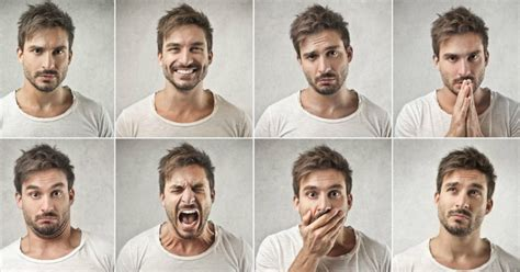Expressions Nonverbal Communication Pictures