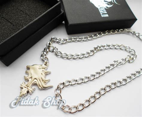 squall leonhart necklace 8 viii pendant