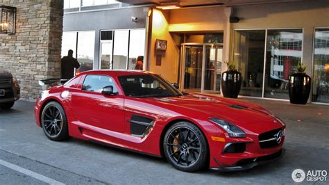2016 Sls Amg by Mercedes Sls Amg Black Series 18 February 2016