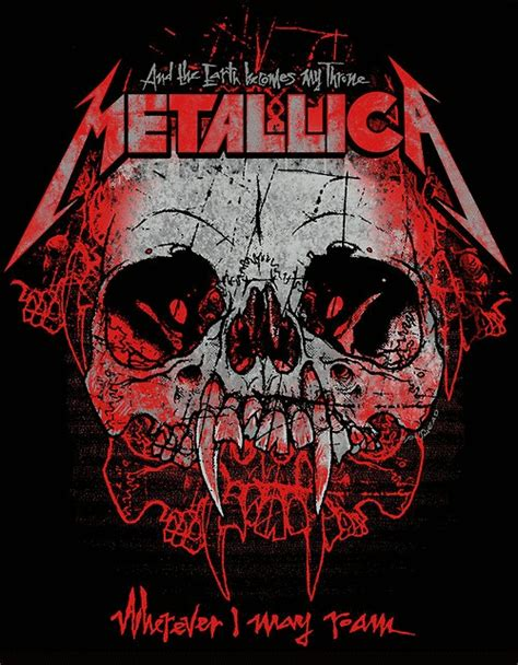 metallica logo all metallica logos promos gifs fliers