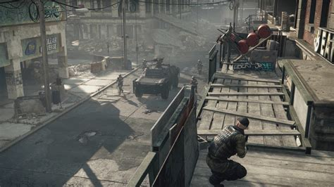 Homefront The Revolution Ps4 homefront the revolution ps4 screenshot 02 play3 de