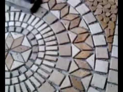 Tips for Installing a Tile Medallion   YouTube