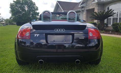audi tt roadster roof cover 2002 audi tt roadster convertible 225 hp turbo
