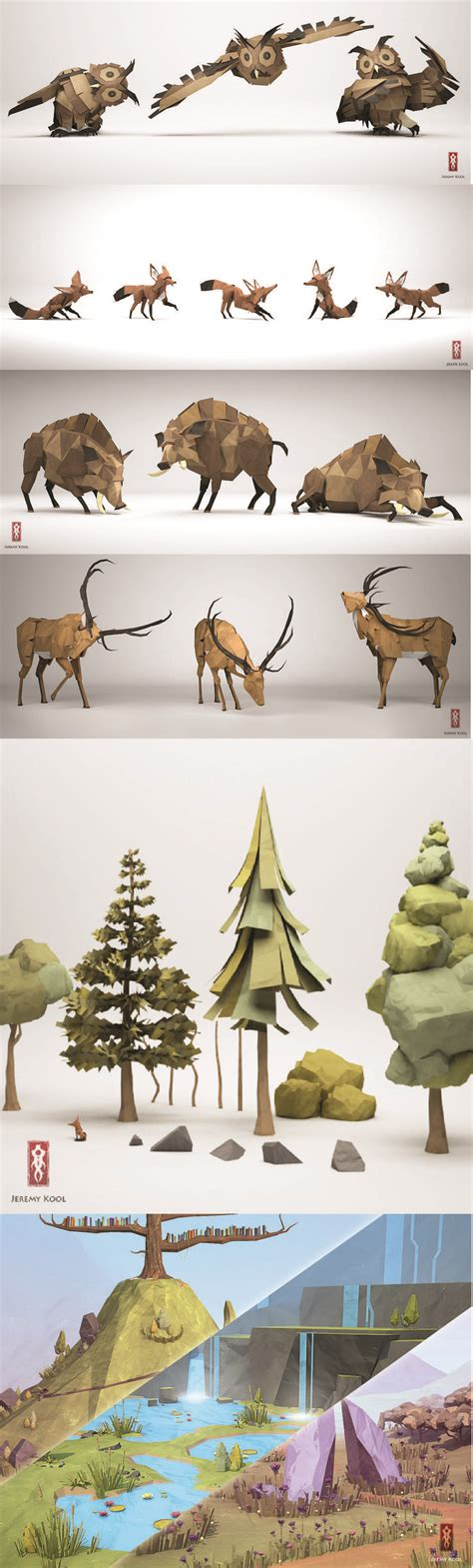 Kool Origami - 635 best images about creatures on