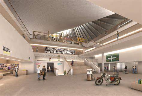 design museum east london john pawson unveils plans for design museum design