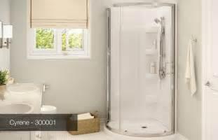 cyrene corner shower maax