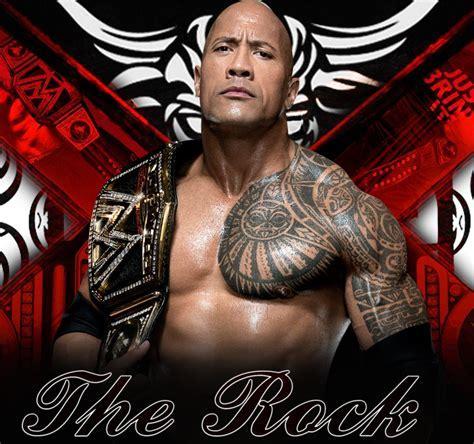 The Rock Wwe 4K Uhd Wallpaper   HD Wallpapers