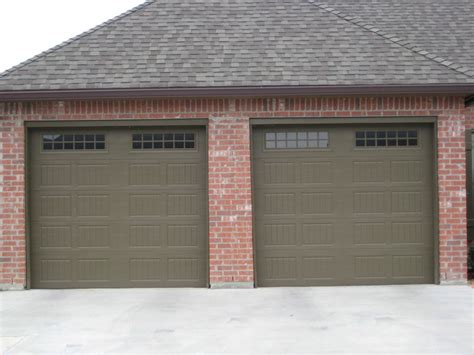 Summit Garage Door by Oak Summit Garage Doors Acadiana Garage Doors Lafayette