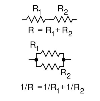 resistors in series combination tikalon by dev gualtieri
