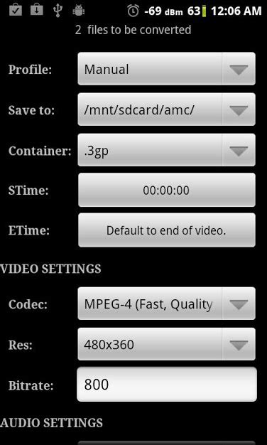 Video Converter Android Apk Mod Unlock All | Android Apk Mods