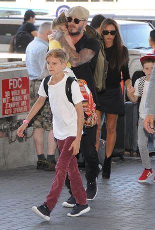 romeo beckham sydney victoria beckham ukrywała przed dziećmi ważne informacje