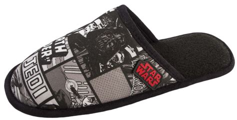 wars slippers mens wars slippers darth vader trooper novelty