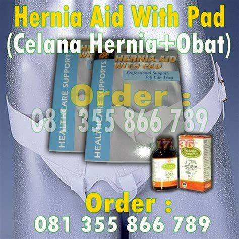 Celana Herniahernia Aid With Pad hernia aid with pad obat 187 toko central cosmetic