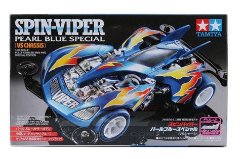 Spin Viper Black Special Waigo Vs Chassis tamiya spin viper pearl blue special vs chassis 95329