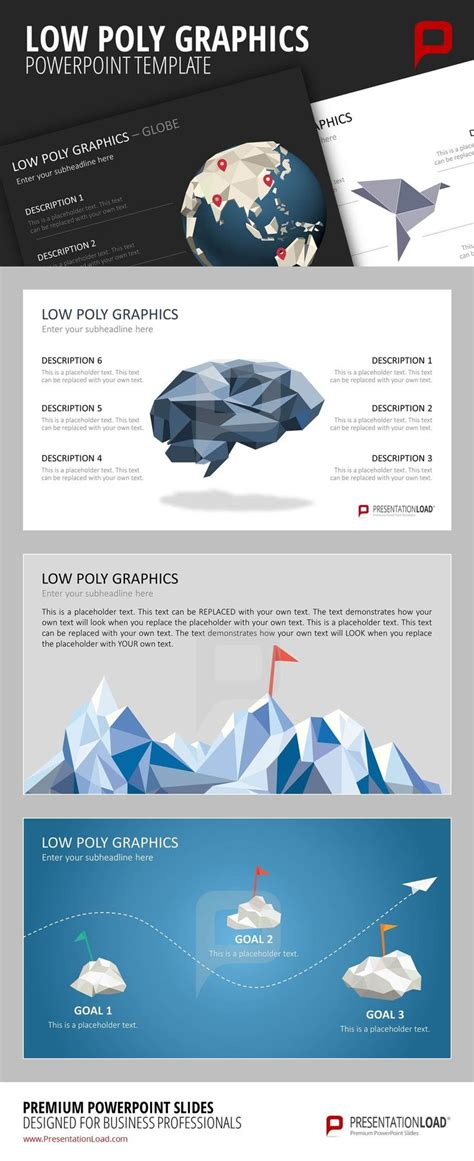 powerpoint layout verwenden 17 best images about low poly grafiken powerpoint on