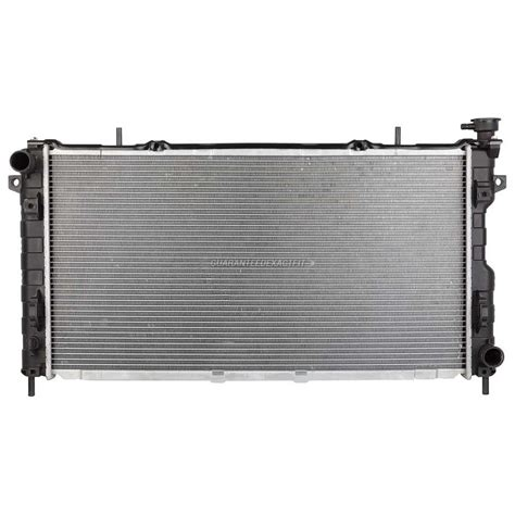 2005 Chrysler Town And Country Radiator by Chrysler Town And Country Radiator From Carpartswarehouse