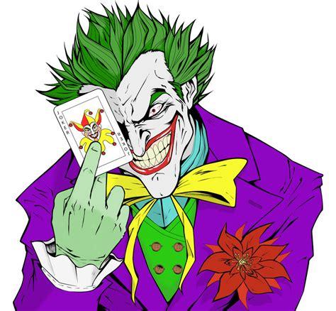 the joker colors the joker colour by bigbluecloud on deviantart