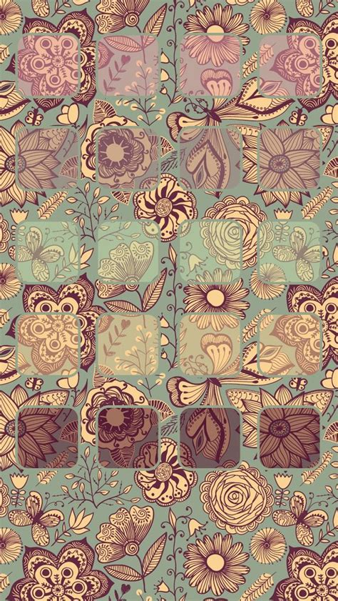 classic wallpaper phone tap image for more iphone pattern wallpaper vintage