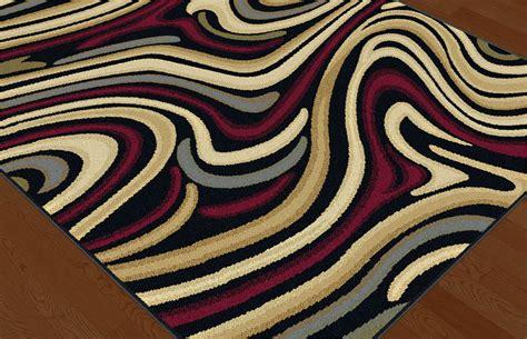 swirl area rug gray contemporary wave area rug swirl abstract multi color