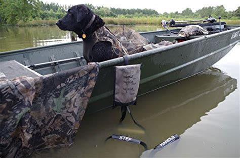 jon boat duck hunting accessories rescue steps for duck hunting jon boats aluminum skiff