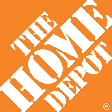 Home Depot by The Home Depot Logo The Homedepot Logo Logo Database