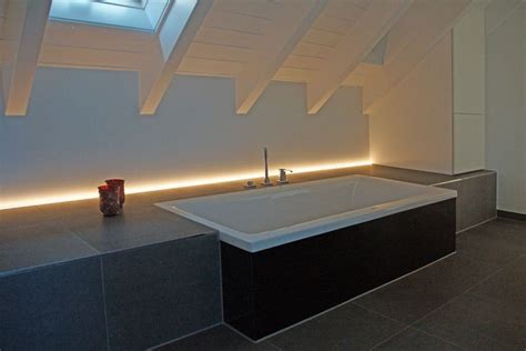 Beleuchtung Badewanne by Umbau Eines Gro 223 En Bades In Zwei Moderne B 228 Der 0159