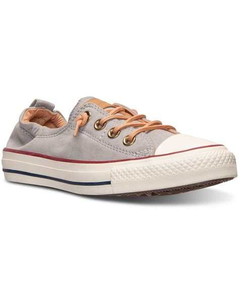 Converse Chuck All High Peached Brown Coklat Original converse s chuck shoreline peached canvas