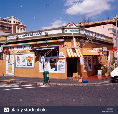 Bo Afrika corner cafe in bo kaap in cape town in south africa