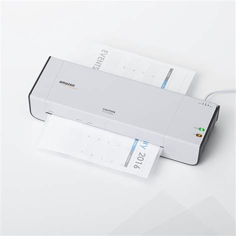 Amazonbasics Thermal Laminator amazonbasics thermal laminator 17 88 saving with shellie