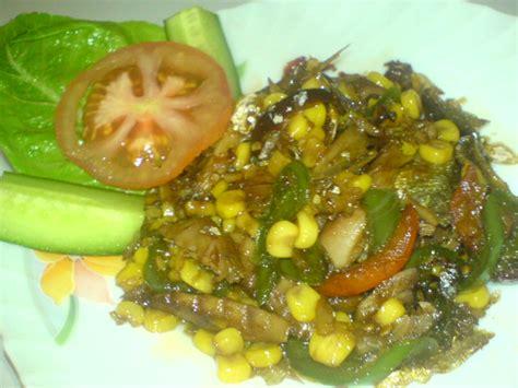 Sambal Siap Saji Ikan Asin Cabe Ijo Home Rese Merk Dori 33 jika sunflo bikin ikan asin sunflower