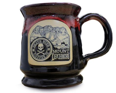 The Ugliest Death Wish Coffee Mug Ever Made (and how to