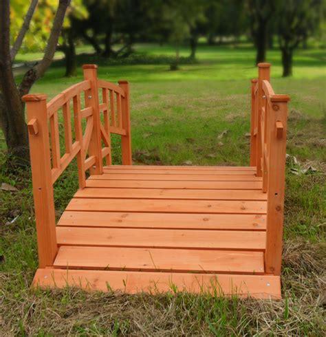 wooden garden bridge 25 luxury wooden garden bridges pixelmari com