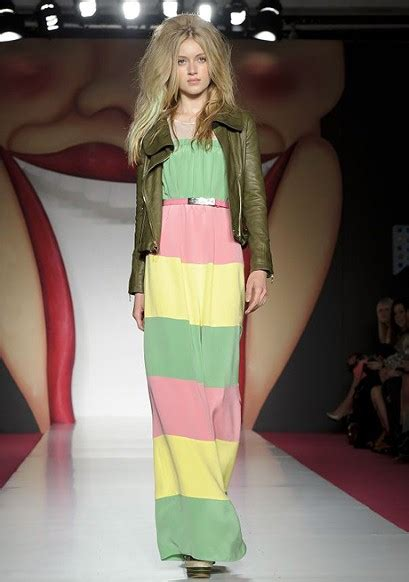 Mulberrys Springsummer 2007 Collection by Fashion Week Mulberry Summer 2012 Telegraph