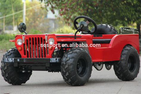 Mini Jeep Atv Buy Mini Gas Atv Mini Atv 150cc Jeep Pedal