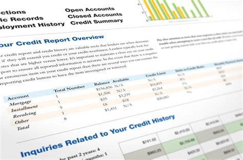 read credit report