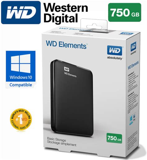 Wd Elements Hdd Ext 750gb Wd Hdd Ext 75 Murah By Elektroda Magnetic external drives wd 750gb elements portable external