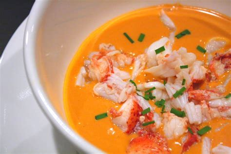 lobster bisque recipe winter warm nw boating recipe lobster bisque fresh wild