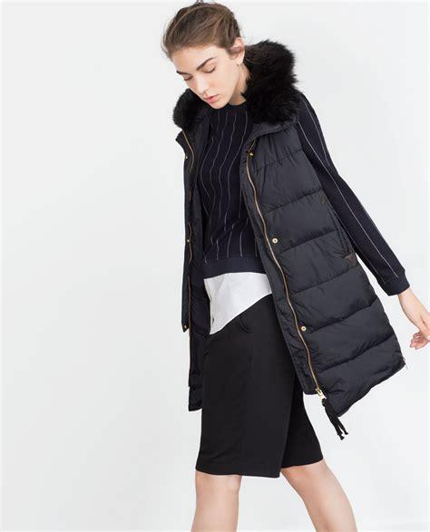 Vest Zara Set 3in1 faut fur vest archives cynthia hudson style