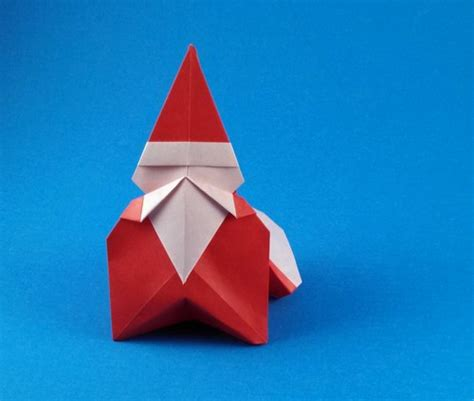 Santa Clause Origami - origami and santa claus page 12 of 16 gilad